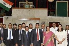 sri lankan judges delegation visits punjab legislative assembly
