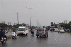 mixed effect of bandh in punjab
