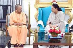 cm yogi meet the governor