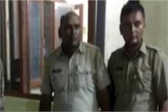 police in harbor on drug smugglers