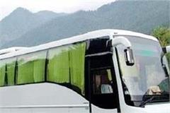 volvo bus stand of manali