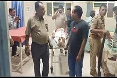 up eye doctor shot dead sp said the matter will be investigated in depth