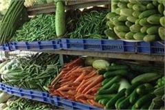 vegetables sold in chamba without a rate list