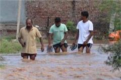 disease follows doaba floods