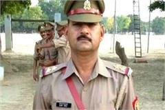 police sub inspector shot himself