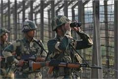 strict security arrangements on borders of jammu and kashmir and pakistan