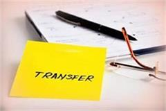 bulk transfers of sub inspectors in mp see list