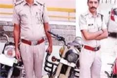 two wheeler stolen from kullu recovered