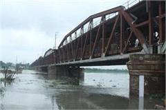 flood hazard of 77 villages