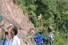dharampur subathu in landslide