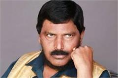 ramdas athawale says there was neither ram temple nor mosque