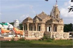 many idols stolen from famous jain shrine shivpur