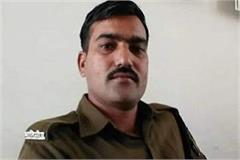 itbp jawan police i will form another pan singh tomar