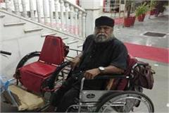 kuldeep singh of punjab set an example for the differently abled