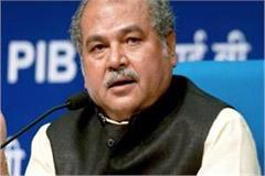 bjp appointed union minister narendra singh tomar as election in charge