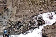people of sainj valley of kullu got relief