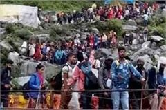 devotee died on manimahesh yatra