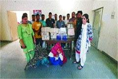 two women including liquor ganja controlled gangster absconding