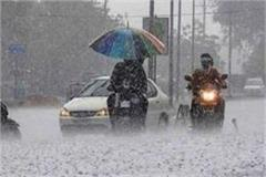 warning of heavy rain in 24 hours in mp
