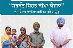 ayushman bharat sarbat health insurance scheme
