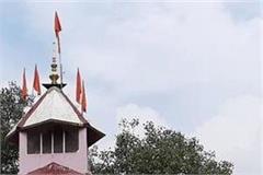 famous ancient shaktipeeth naubahi devi temple deteriorated
