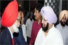 punjab cm amarinder singh seeks bharat ratna for hockey legend balbir singh sr