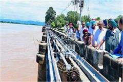 captain announcement 100 crore will be given to flood affected areas