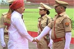 dgp also do this constable of bhopal police