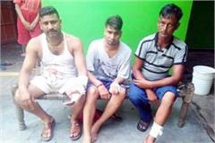 mining mafia attack on rural