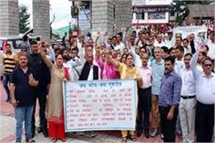 rally in dharamshala