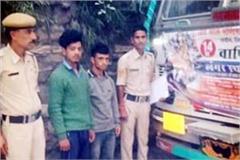 truck stolen during manimahesh yatra