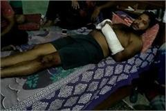 attack on shopkeeper in panipat