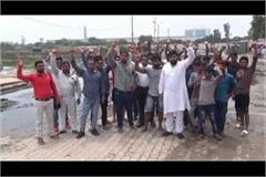 village of swachh bharat abhiyan comes out in rai