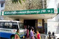bilaspur hospital