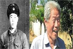 80 year old chinese soldier india for 54 years now trouble stands