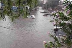 19 deaths in flood and rain related accidents