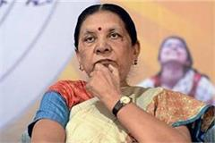 anandiben says sushma swaraj s term as foreign minister
