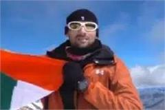 indian army soldier mountaineer 9 days 14 peaks hoisted tricolor
