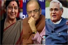 month of august repeatedly hit bjp lost veterans including former pm