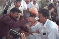 farmers strike end on 46th day bedi minister breaks fast after drinking juice