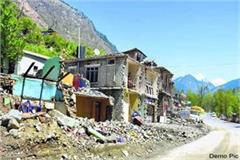 101 houses will be empty from parwanoo to kaithlighat