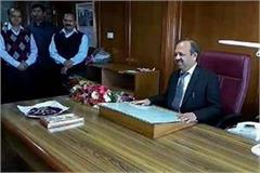 bk aggarwal discharged from himachal appointed lokpal secretary