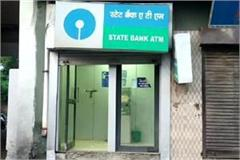 thieves targeted three atms of bhiwani city