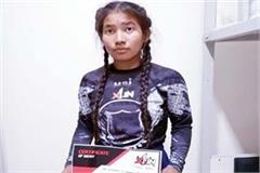 first female professional fighter somi devi
