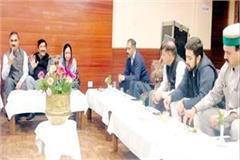 congress legislature party meeting in shimla