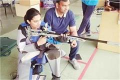 sports star rohtak s daughter sadhegi sadhegi for the 14th asian championship
