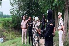 high alert in pathankot