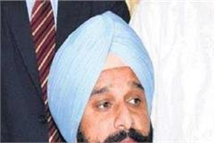 congress government responsible for farmer suicides majithia