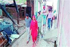 shahpur in the grip of diarrhea 2 people died