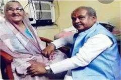 union minister narendra s mother dies